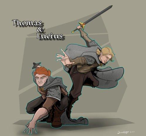 Lucius & Thomas